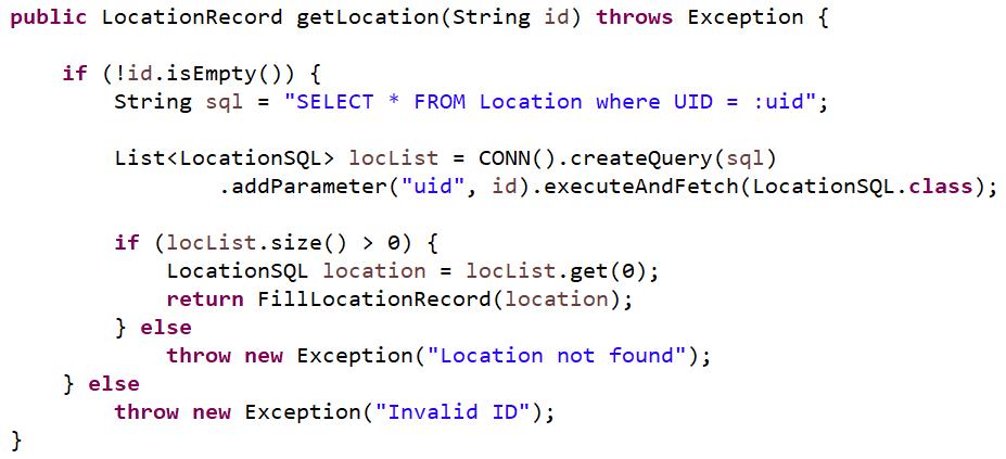 Adding and Accessing API Documentation — thriftly io